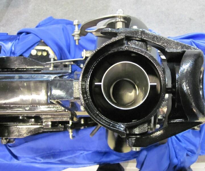 подвесные моторы из италии