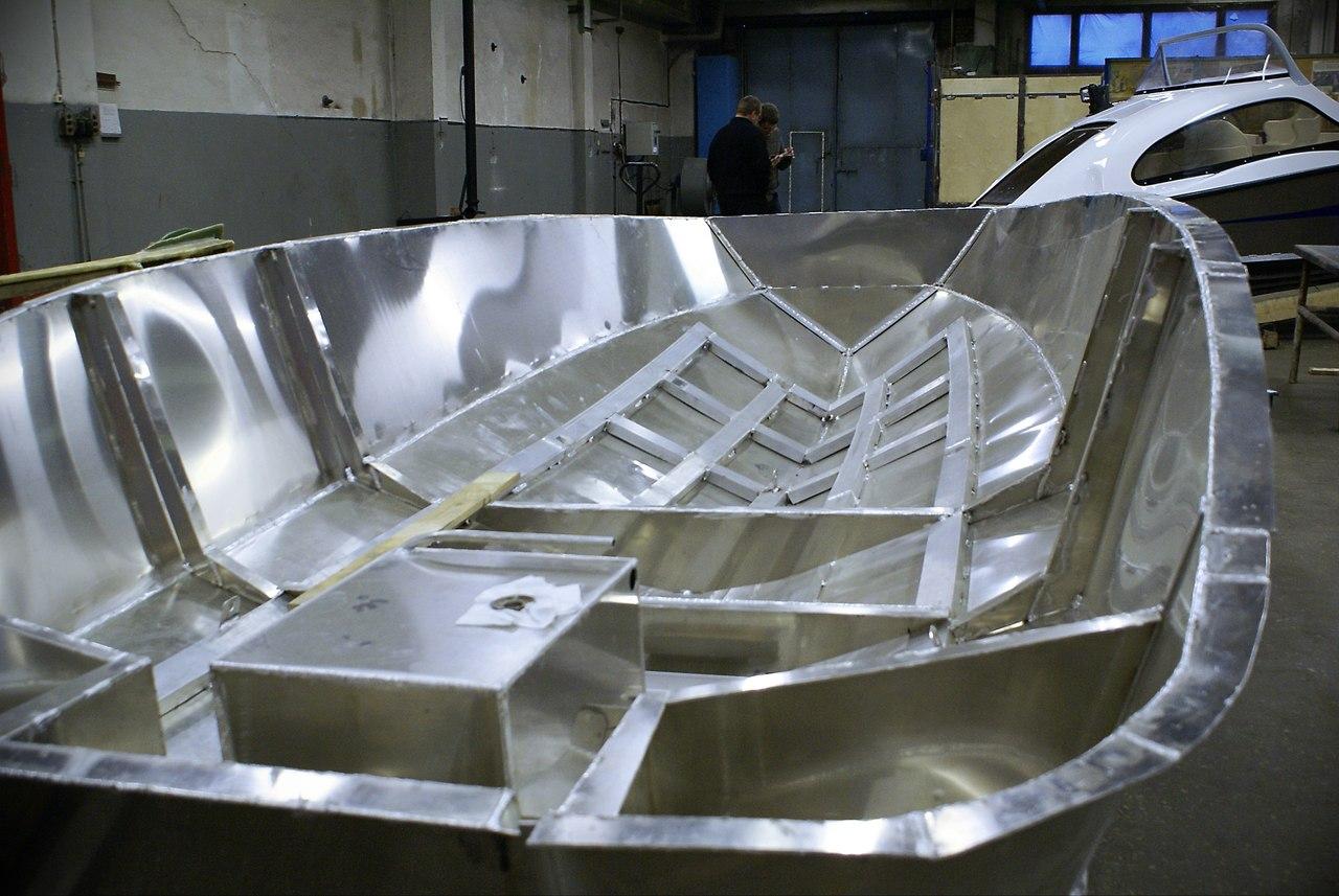 Лодка из композитных материалов своими руками